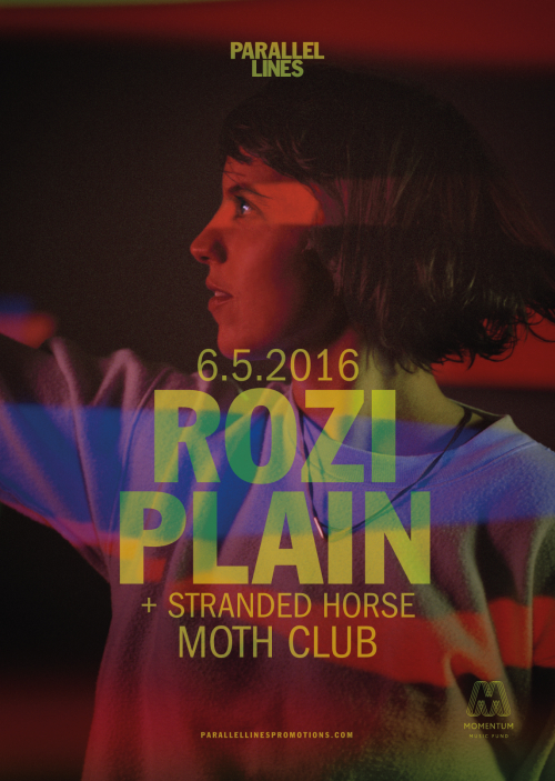 Rozi Plain at THe Moth Club